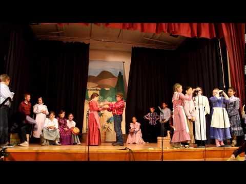 Gold Dust or Bust - Oak Grove Elementary School