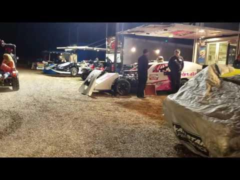 Ponderosa speedway 11-4-16 pit tour