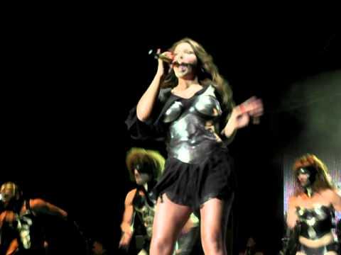 Helena Paparizou - Dancing Without Music & Mambo! (Thessaloniki, Summer tour 5/7/2010)