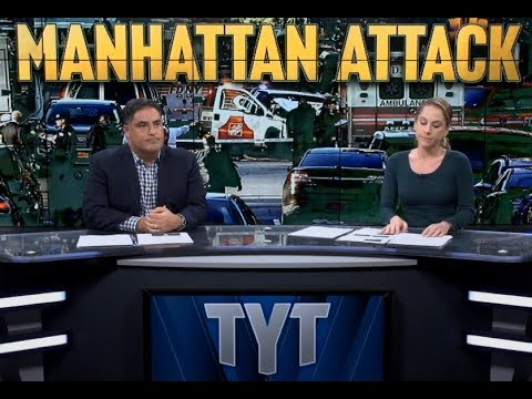 "The Young Turks blamed ""Right-wing Neanderthal"" for Manhattan Attack"