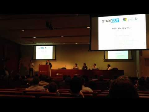 Startout event: 5 entrepreneurs pitch to angel investors