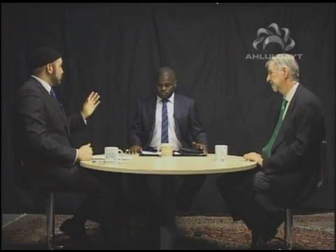 TV Debate: SECULARISM vs ISLAM -Terry Sanderson (Pres.of NSS) vs Abdullah al Andalusi (MDI)