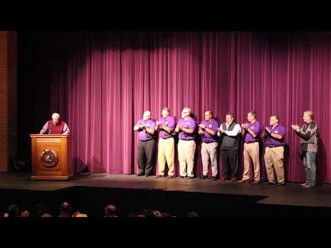 2018 Topeka West High School Sports Hall of Fame Induction Ceremony