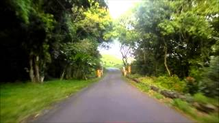 "Driving the ""Road to Hana"", Maui, Hawaii"