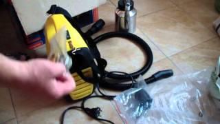 видео Типы электрических краскопультов