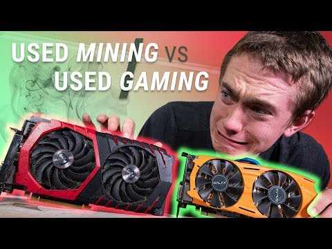 Does 2 Years Of Mining Ruin A Graphics Card?