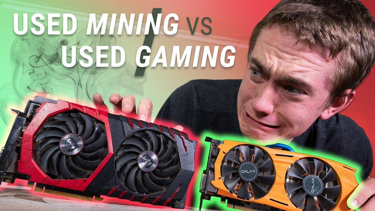 is cryptocurrency mining bad for gpu