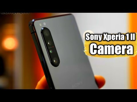 Sony Xperia 1 II - Camera Review | Alpha Camera Phone