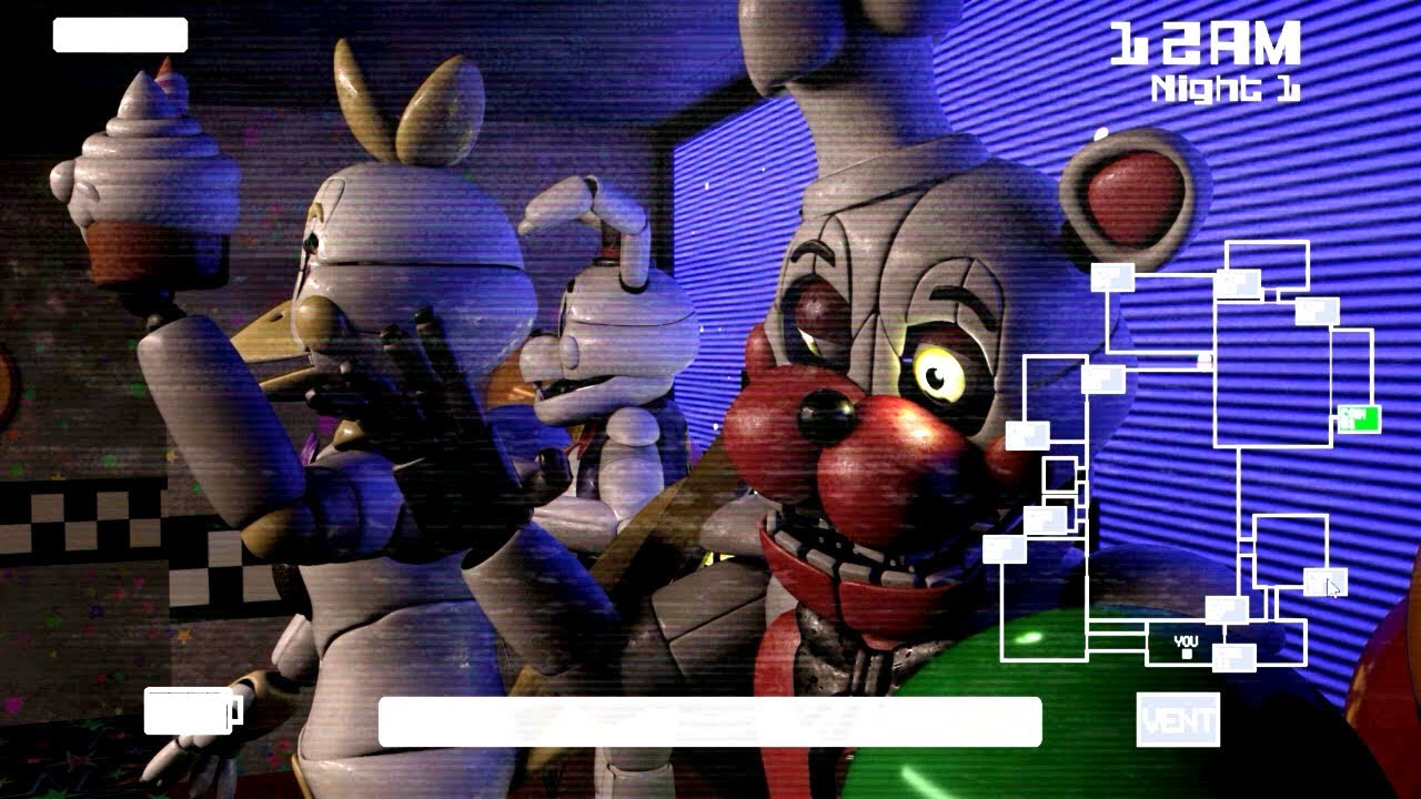 Chica's Party World (NEW)
