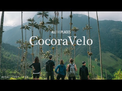 COCORAVELO | An All The Places Original