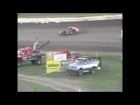 Eagle Raceway Sport Mod C Feature on 7-30-16