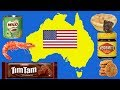 Download mp3 Americans Try Australian Food (Aussie Reacts) for free