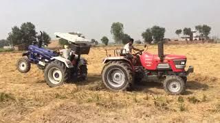 Farmtrac 60 Vs Arjun 555 Tochen