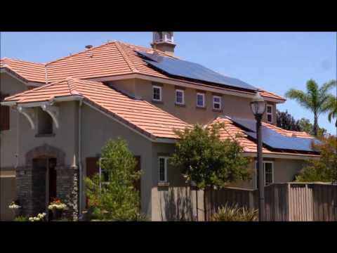 Homeowners benefit from Government Solar Program