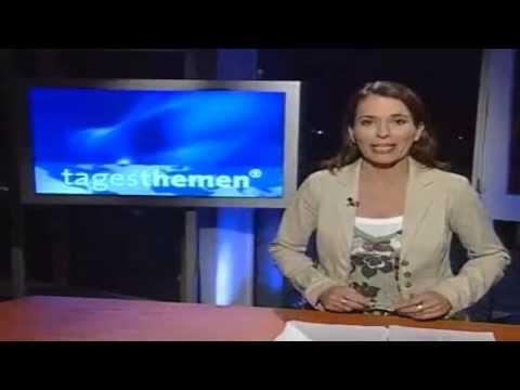 |ARD Aktuell tagesthemen In- Outro vom G8 Gipfel [2007]