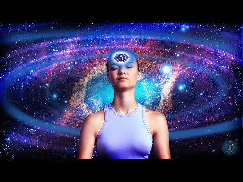 Brow Chakra Meditation Music - Third Eye Activation, Insight, Spiritual Connection, Creative ideas