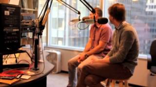 Death Cab for Cutie visits WXRT - Chicago