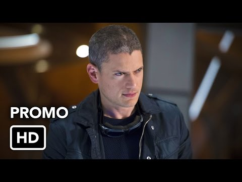 DC's Legends Of Tomorrow 1x04 Promo