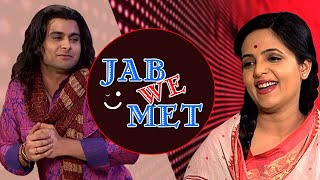 Jab We Met : Lataji (Sugandha Mishra) Meets Kailash Kher ( Dr. Sanket Bhosle )   Funny Mimicry Video