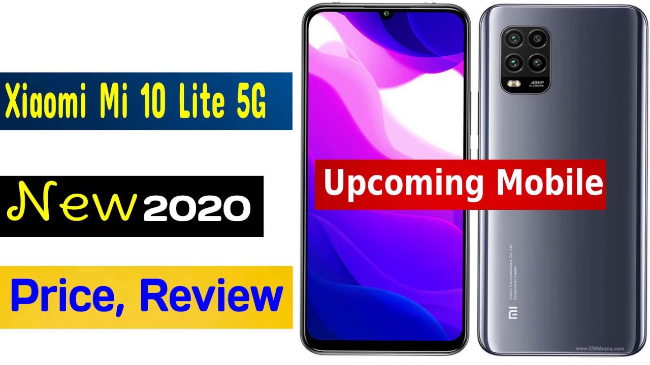Xiaomi Mi 10 Lite 5G Review, Price, Unboxing, Xiaomi Mi 10 Lite price | Sadam Aslam
