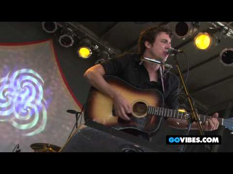"Joe Pug Performs ""I do my Father's Drugs"" at Gathering of the Vibes Music Festival 2012"