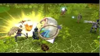 アイラオンライン:Aila Online 公式PV MMORPG