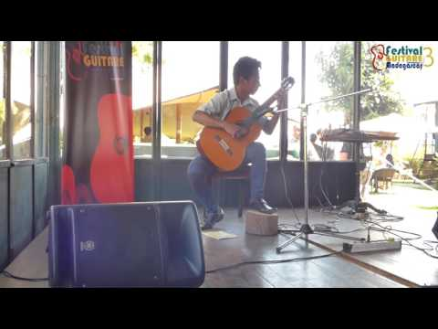 Fiderana A. Madagascar Guitar International Festival. Live Concert