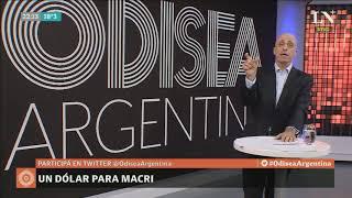 Carlos Pagni: Un dólar para Macri - Editorial - Odisea Argentina