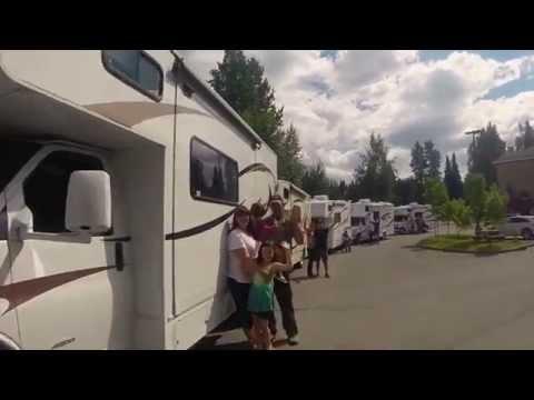 Holiday Road - Alaska 2014