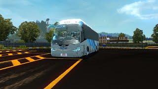 euro truck simulator 2 mod bus irizar i5