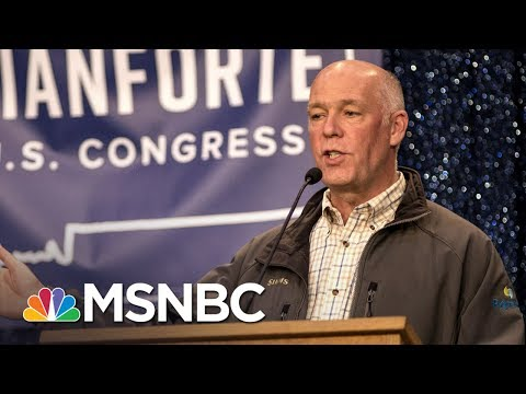 Guardian Reporter Ben Jacobs On Greg Gianforte 'Body Slam' (Exclusive) | All In | MSNBC