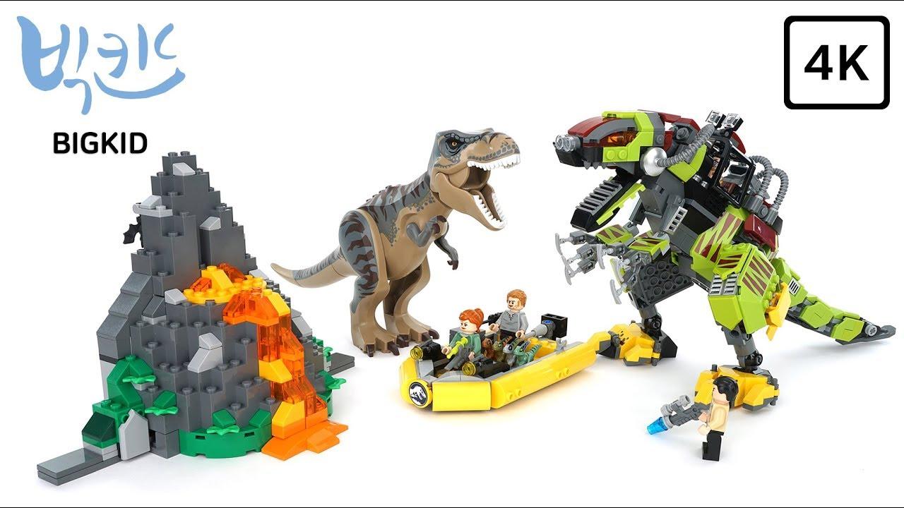Baby Dino Charlie Figur Veloci Raptor Dinosaurier 75938 LEGO Jurassic World