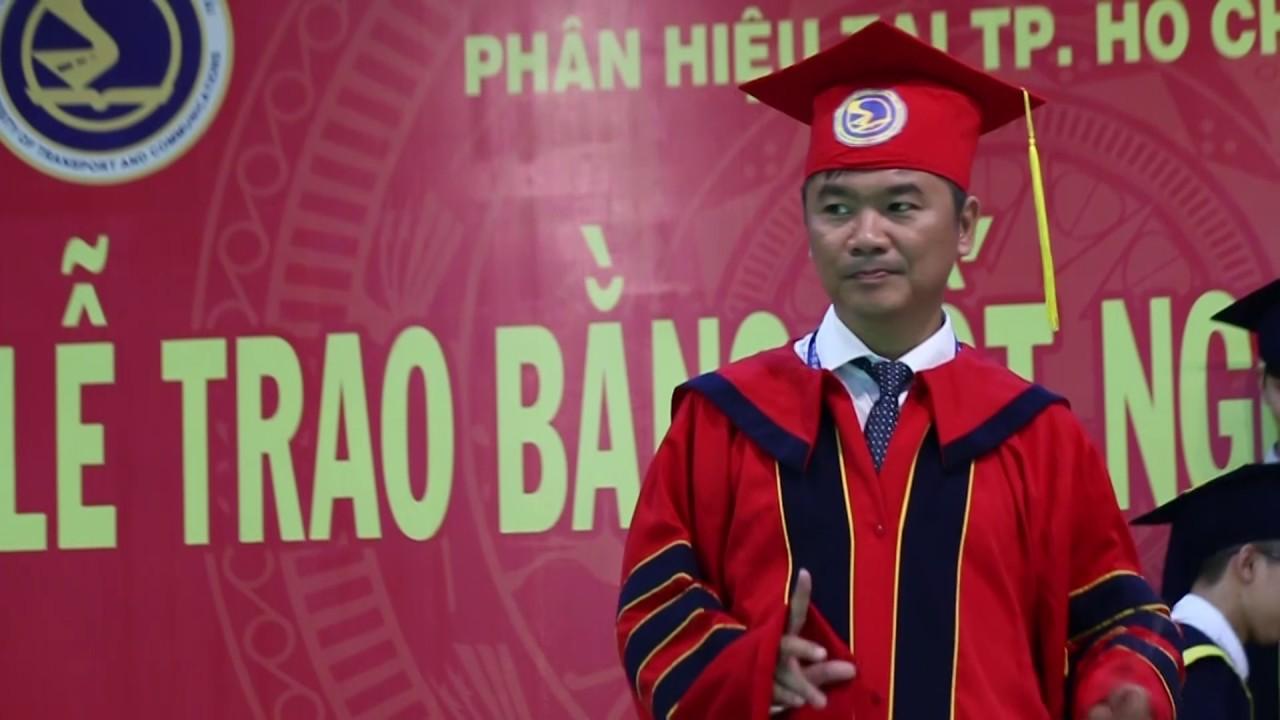 Cầu hầm K53 nhận bằng tốt nghiệp | Trao bằng Tốt nghiệp K53 | 2017.04.27.(29)