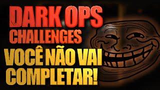 As challenges mais dificeis da história! - Black Ops 3 Dark Ops Challenges