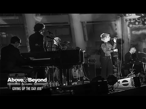 Above & Beyond Acoustic - Save Me (Live At The Hollywood Bowl) 4K