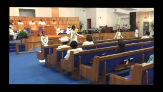 Praise Dance @ Word of God Church, Candle light service:  (These Thorns) by Angela Spivey