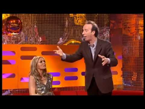 The Graham Norton Show  2009 - S5x05 Patsy Kensit  Roberto Benigni Part 1.