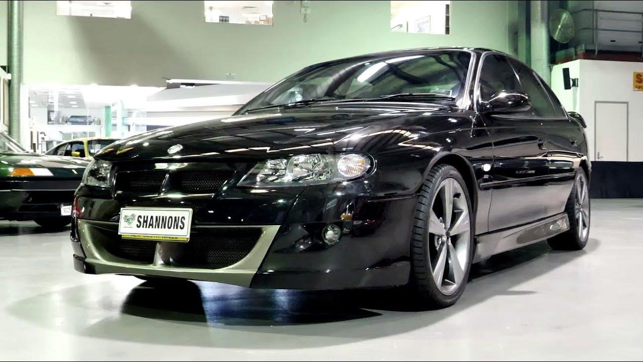 2001 HSV Holden VX GTS 300 Sedan (Build #174) - 2020 Shannons Winter Timed Online Auction