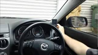 Installing a Bury hands-free car kit
