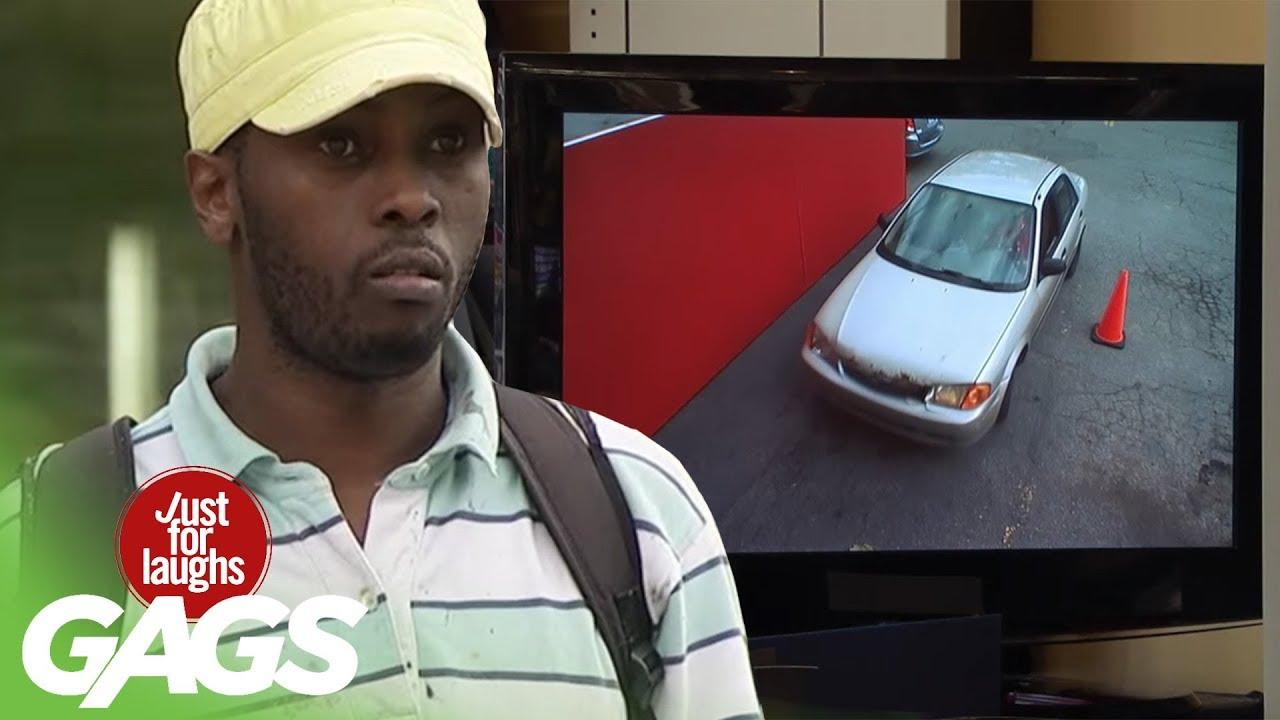 Customers Get Their Cars Stolen Prank!