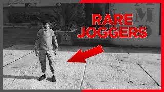 GTA 5 *EASY* RARE JOGGERS - YELLOW JOGGERS, GORKA SUIT JOGGERS