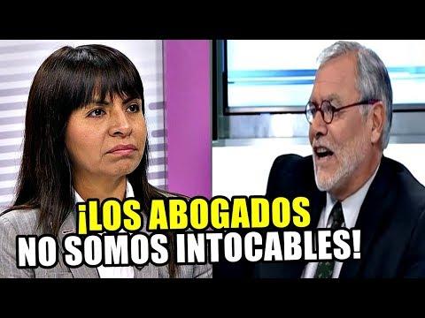 José Ugaz Le Responde A Abogada De Keiko Por Victimizarse Al Ser Investigada