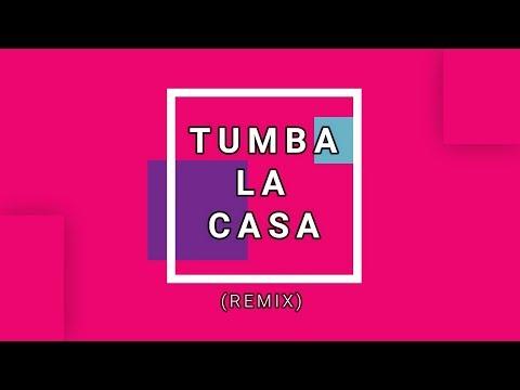Coreografía-  Tumba la Casa (Remix) - Zumba
