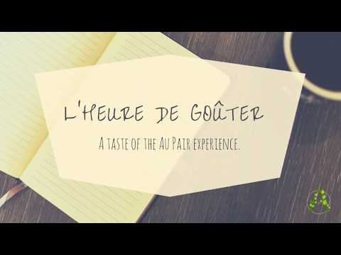 L'heure de gouter Ep.11-Discussing the Cost of an Au Pair