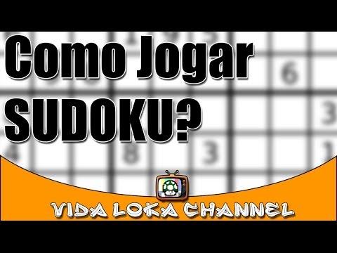 Tutorial: Como jogar Sudoku? (Método infalível)