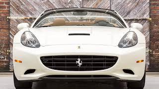 2010 Ferrari California - G175850 - Exotic Cars of Houston