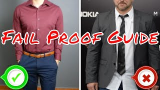 To Tuck or Not to Tuck? (Shirt Guide)