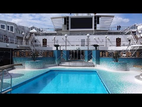MSC MUSICA  SHIP TOUR   incl cabins