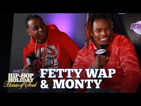 Fetty Wap & Monty Talk New Projects To Release In January & More!