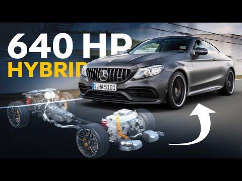 New Mercedes-AMG C63: